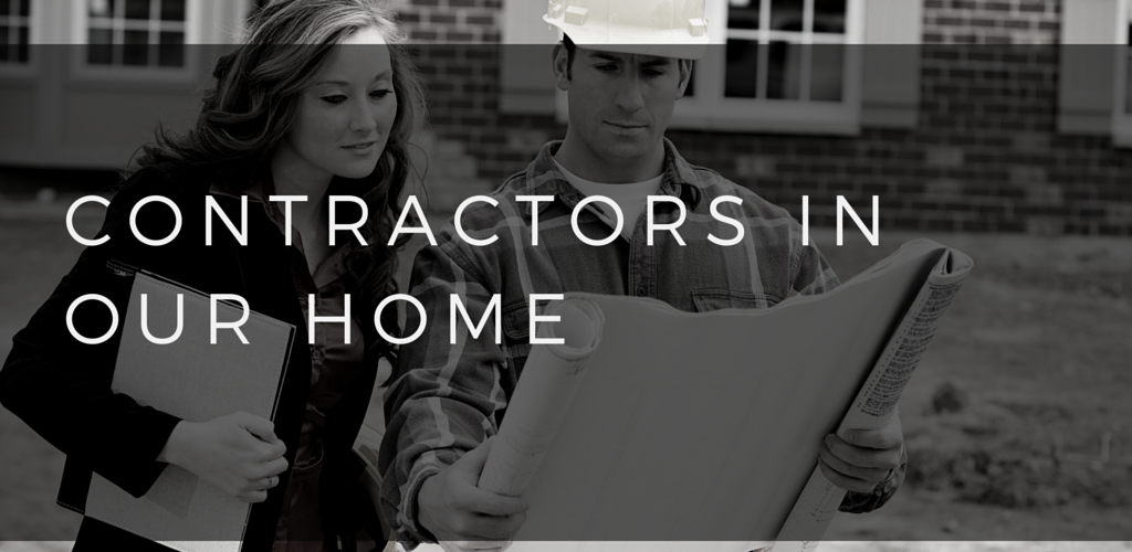 Hiring Contractors for our home or office