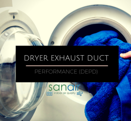 Blog - Dryer Vent Standard