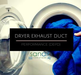 Blog - Dryer Vent Standard