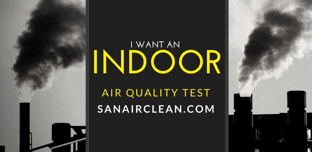 Helping you select the best option for an Indoor Air Quality Test
