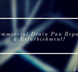 Air Conditioner Drain Pan Repair | Pancrete by SANAIR IAQ