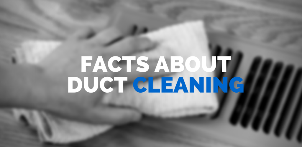 10 Facts About Duct Cleaning you should know | SANAIR IQ