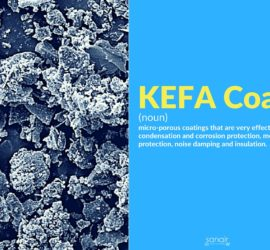 How to Control Moisture and Condensation with KEFACoat | SANAIR IAQ