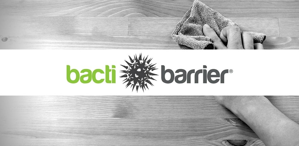 Bactibarrier Cleaning System by SANAIR IAQ