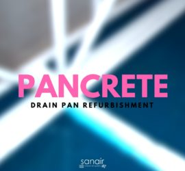 How to Extend the Life of Your HVAC Air Handler with Pancrete! SANAIR IAQ