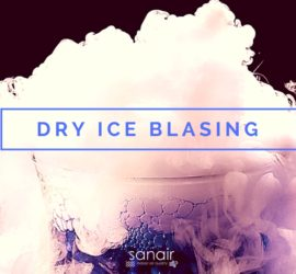 What is Cryogenic Cleaning (Dry Ice Blasting)? | SANAIR IAQ
