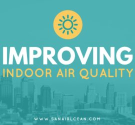 How Does Air Pollution Affect Indoor Air Quality? | SANAIR IAQ