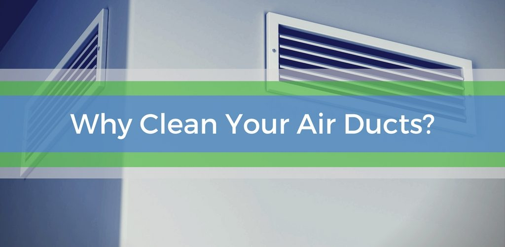 Why You Should Clean Your Air Ducts on a Regular Basis! SANAIR IAQ