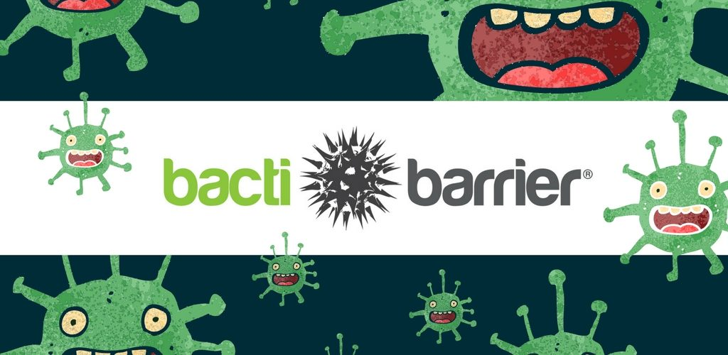 Bactibarrier - The Best Way to Clean, Disinfect, and Protect! | SANAIR IAQ