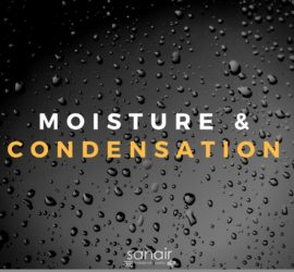 Controlling Moisture and Condensation Control in Your Home