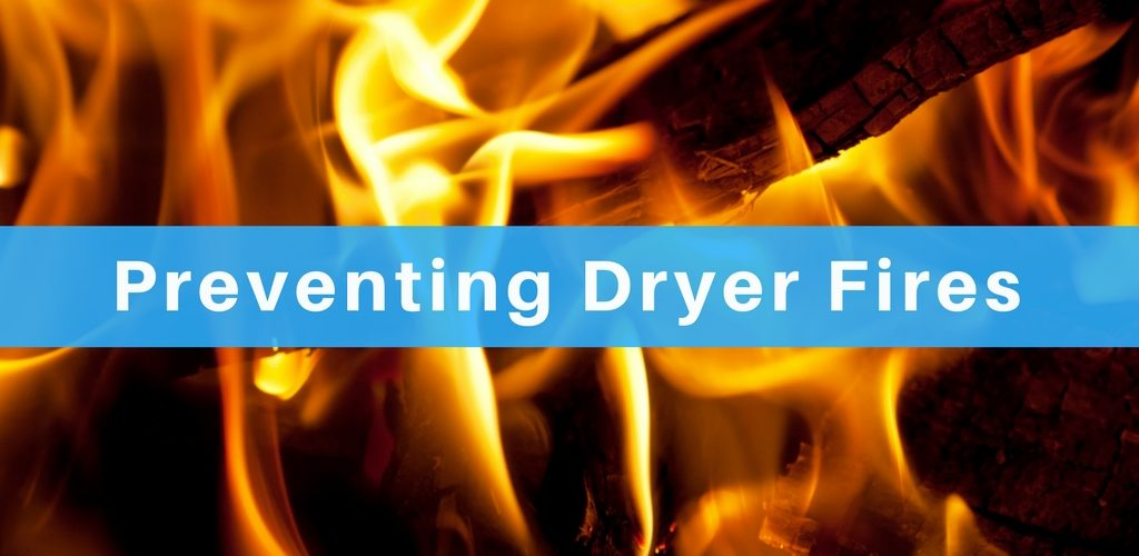 Preventing Dryer Fires and other Problems with Dryer Vents | SANAIR IAQ