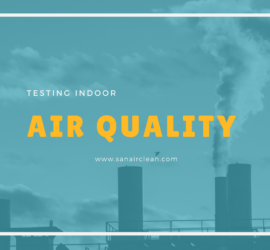 How do you test the air quality in your home? | SANAIR IAQ