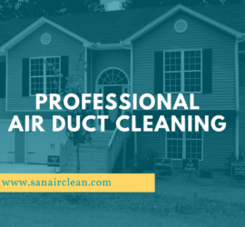 Benefits of Hiring a Professional Air Duct Cleaning Company!