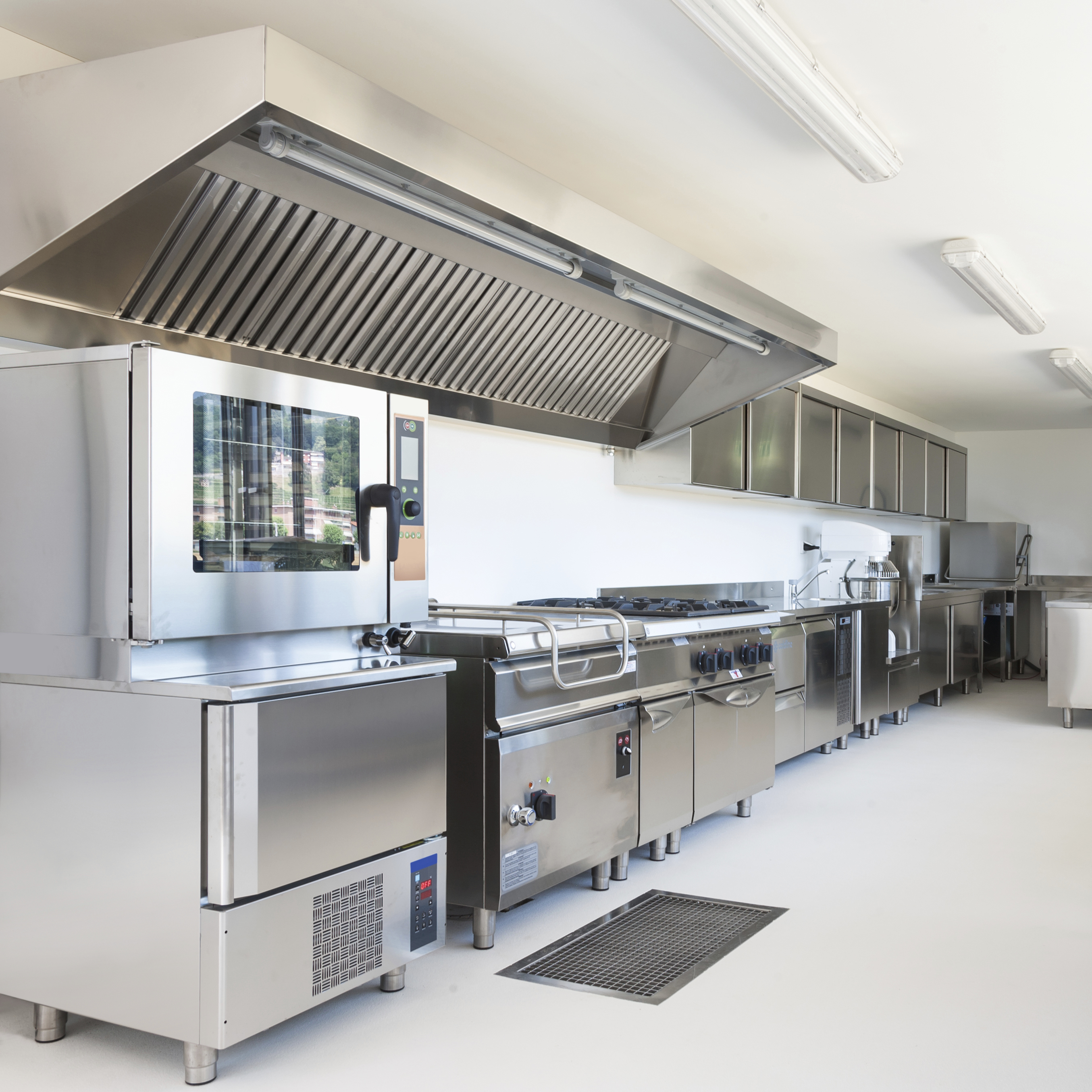 Kitchen Ventilation Commercial Kitchen Exhaust System Cleaning Sanair Indoor Air